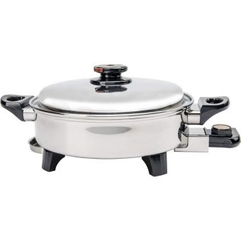 Precise Heat™ 3.5 Quart Oil Core Skillet
