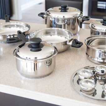 Vapo-Seal™ Cookware Set